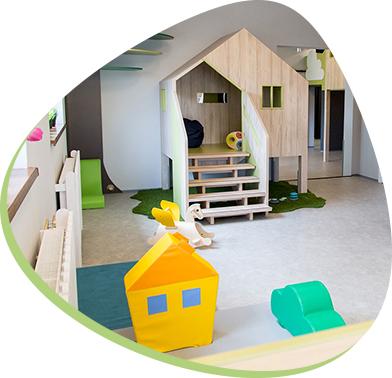 centrum zabaw dla dzieci Helili